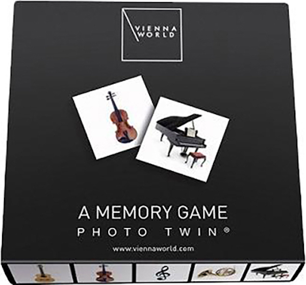 Memory Game Instruments