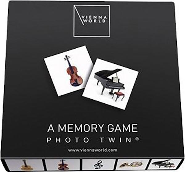 Memory Game Instrumente