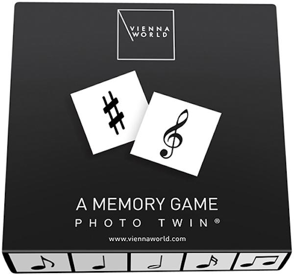 Memory Game Musiksymbole