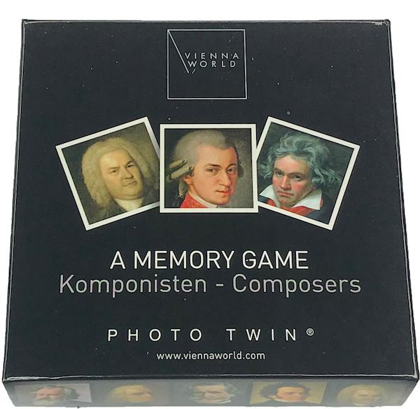 Memory Game Komponisten