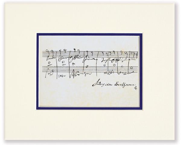 Passepartout Beethoven Noten