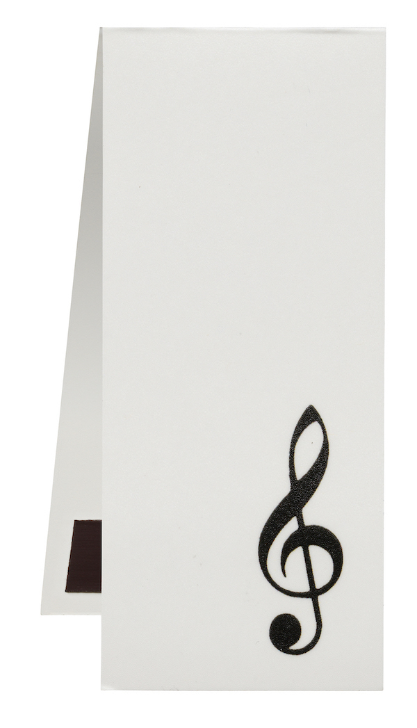 Bookmark G-clef magnetic