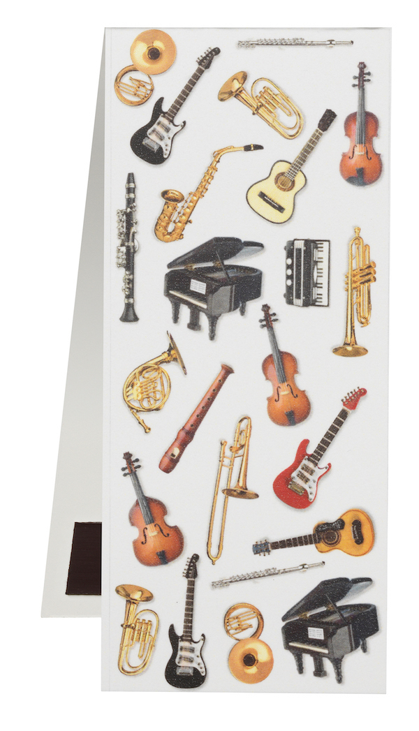 Bookmark Instruments magnetic