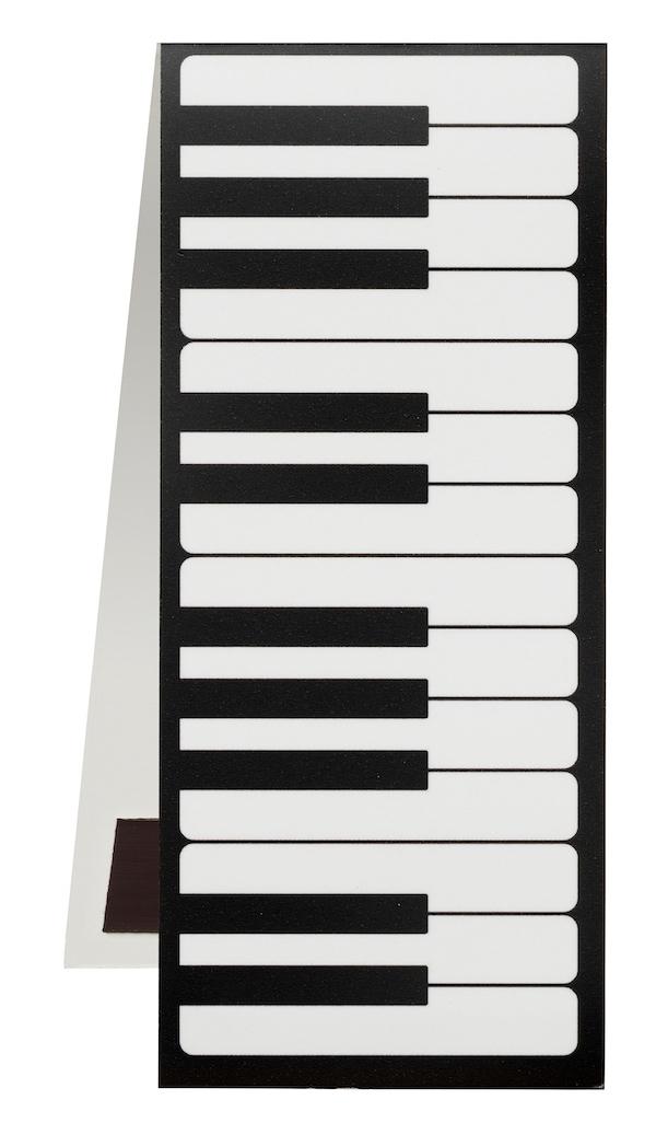 Lesezeichen Tastatur magnetisch