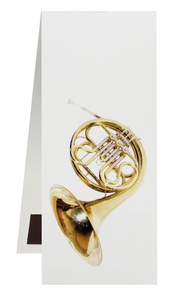 Lesezeichen Horn magnetisch