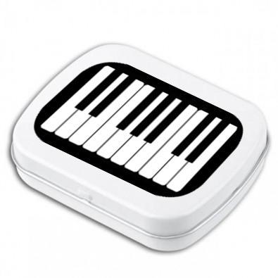 Pfefferminzbox Tastatur