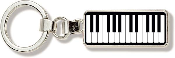 Schlüsselanhänger Tastatur lang
