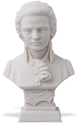 Bust Mozart 11cm
