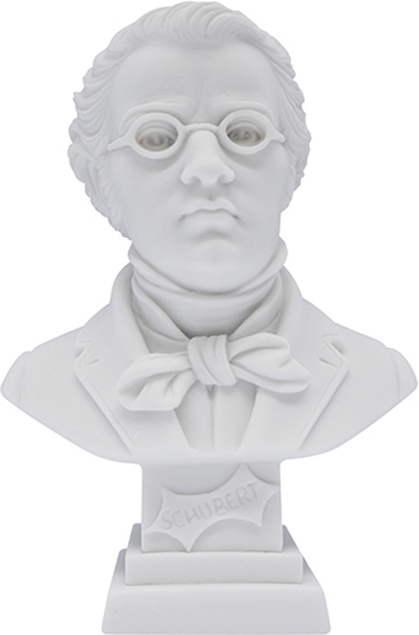 Büste Schubert 11cm