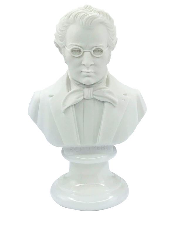 Büste Schubert 16cm