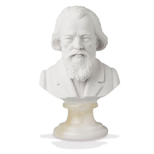 Büste Brahms 16cm