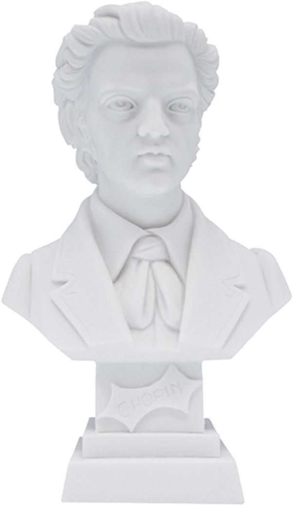 Büste Chopin 11cm