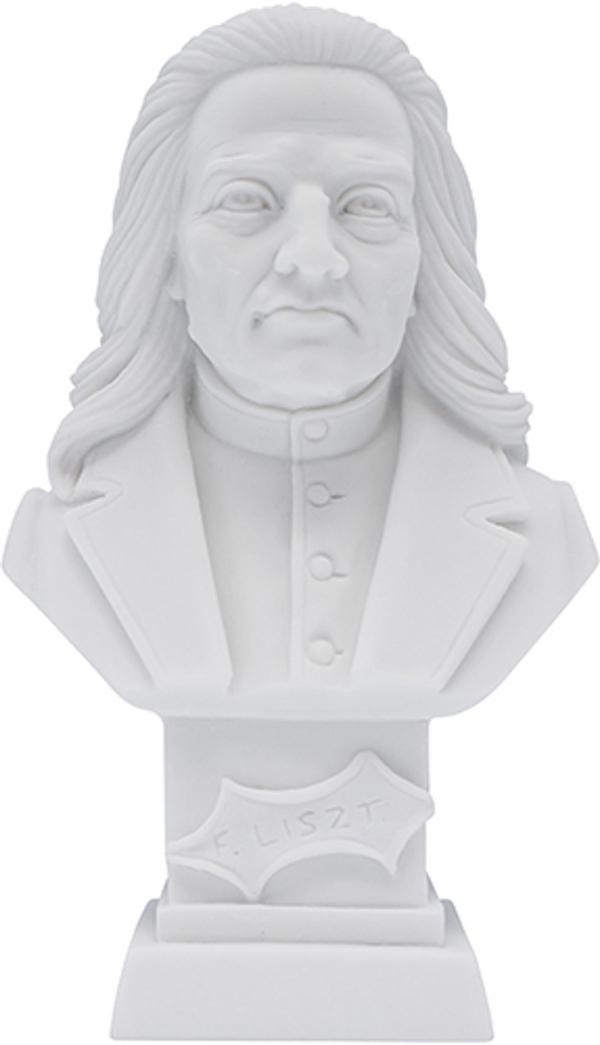 Büste Liszt 11cm