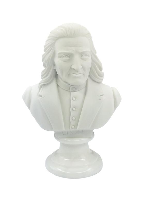 Büste Liszt 16cm
