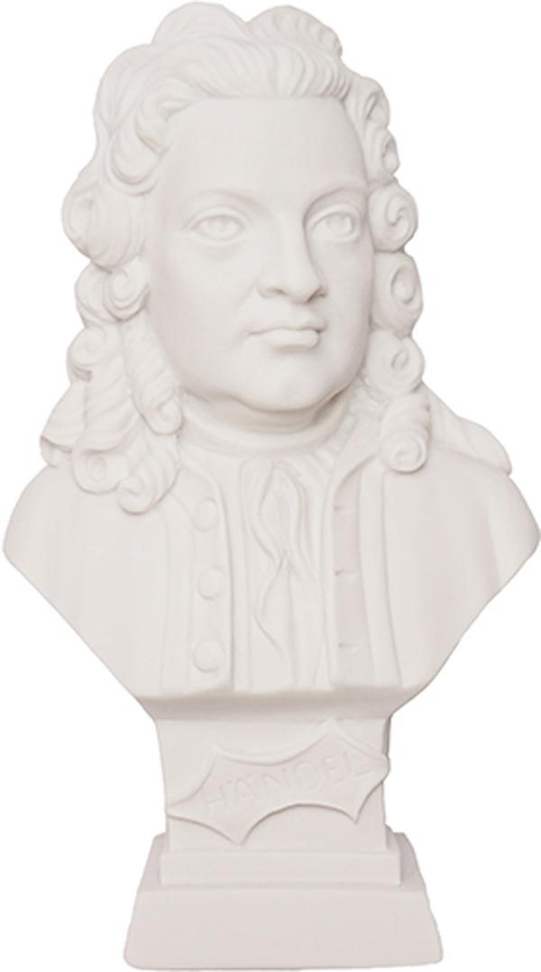 Büste Händel 11cm