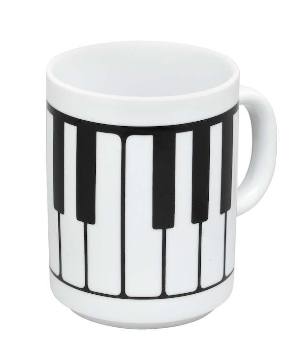 Henkelbecher Tastatur