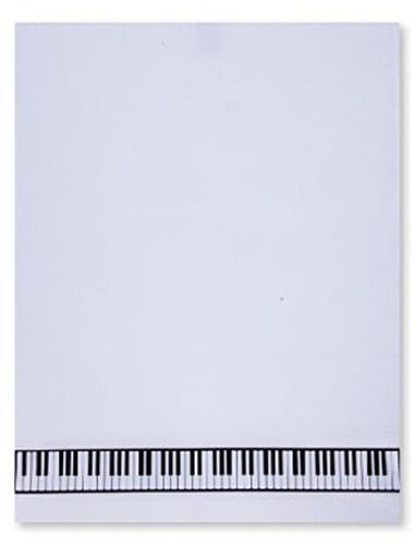Handtuch Tastatur