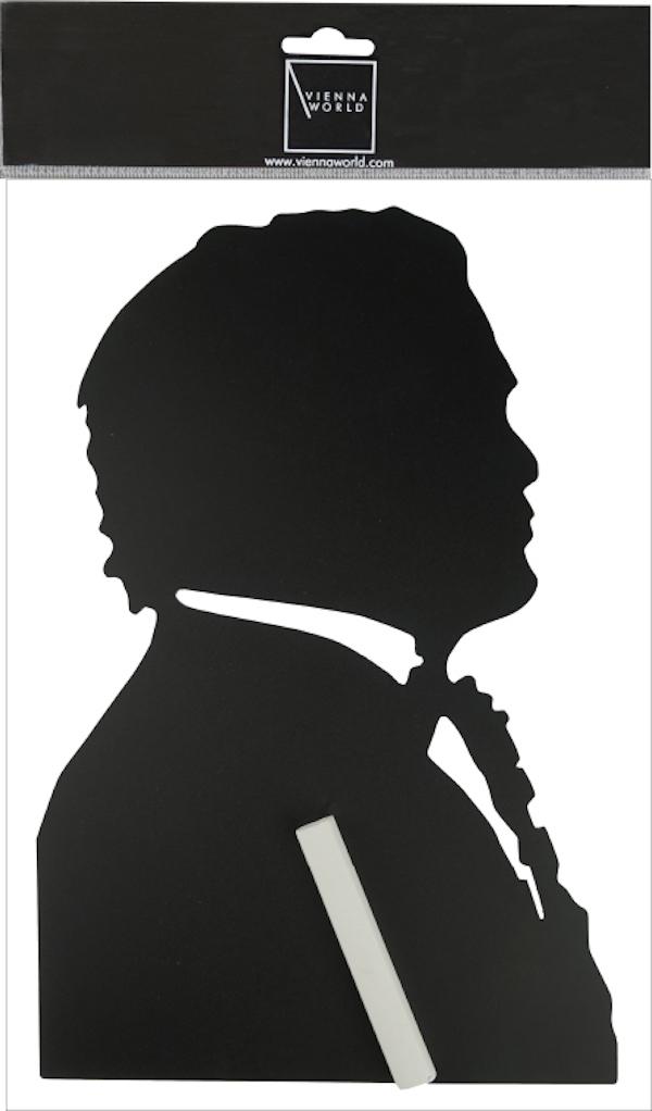 Kreidetafel Beethoven magnetisch