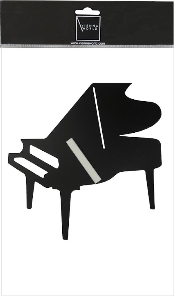 Kreidetafel Klavier magnetisch