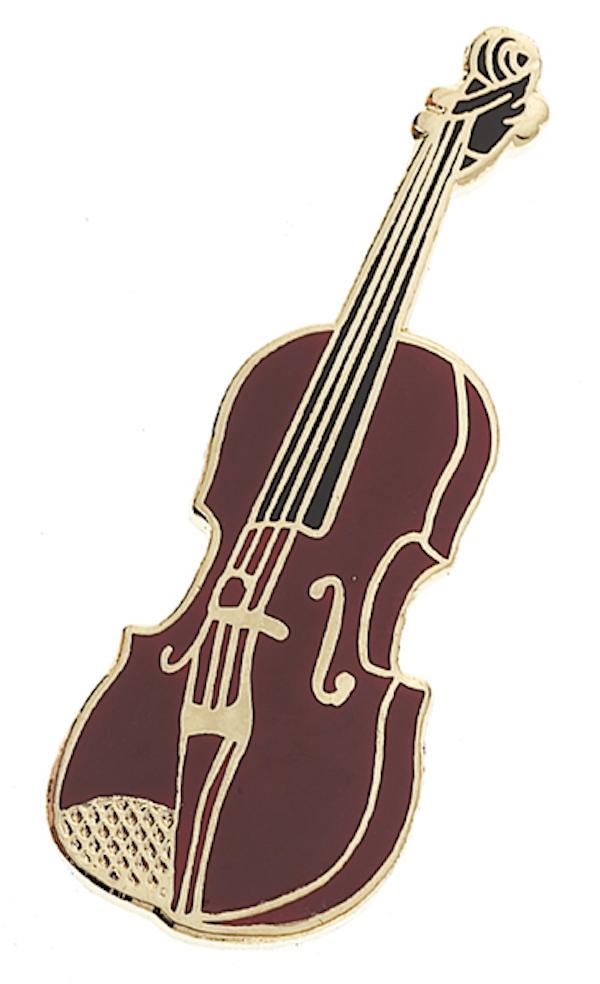 Pin Geige