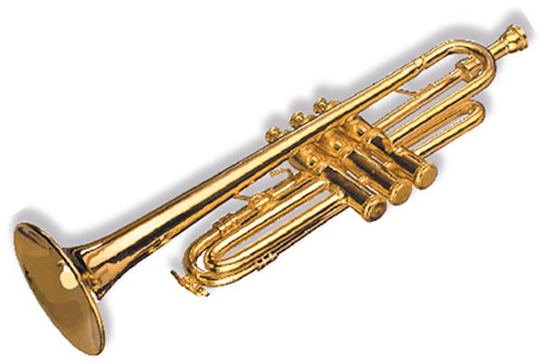 Miniaturpin Trompete