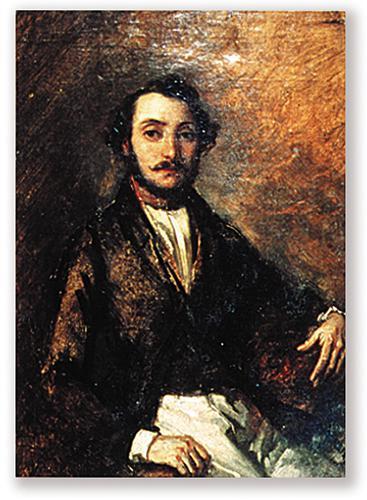 Postkarte Donizetti