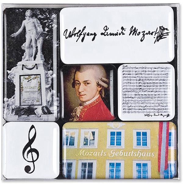 Minimagnetbox Mozart