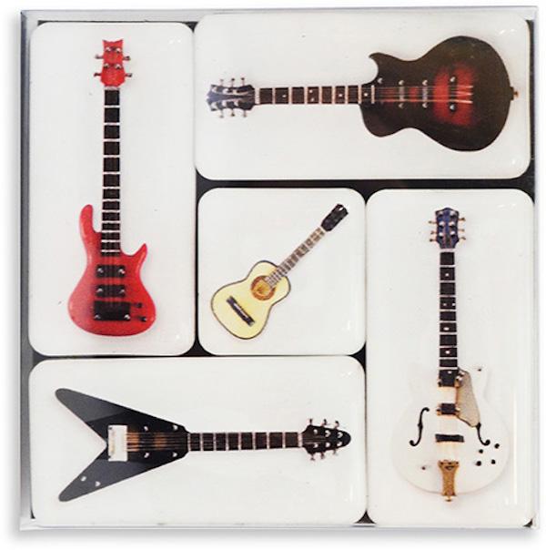 Minimagnetbox Gitarren