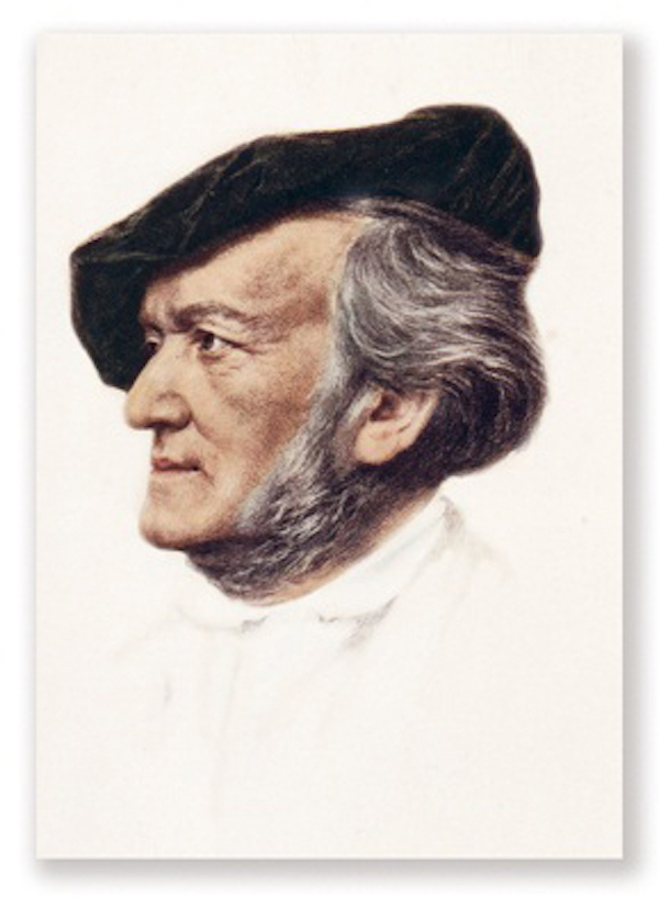 Magnet Wagner Portrait