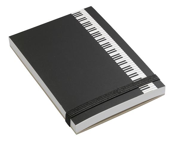 Notizblock Tastatur A7