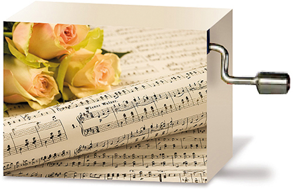 Musikbox Tempo di Valse