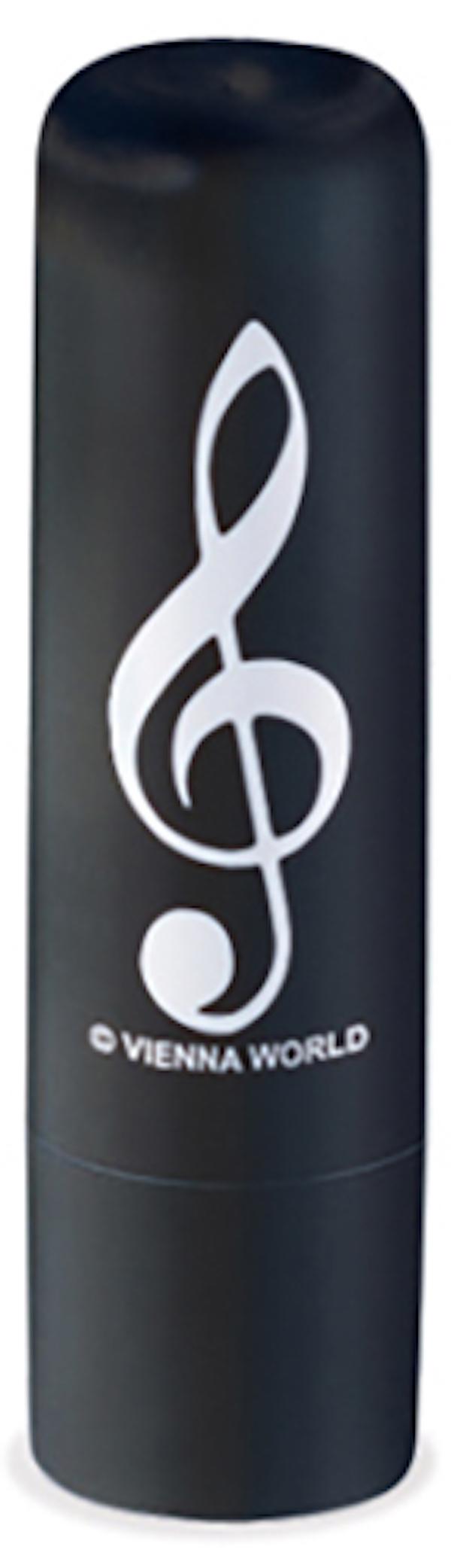 Lippenbalsam Violinschlüssel schwarz