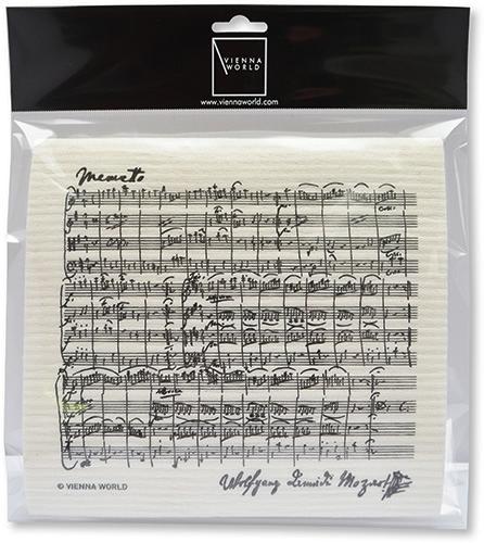 Schwammtücher Mozart (2 Stk)