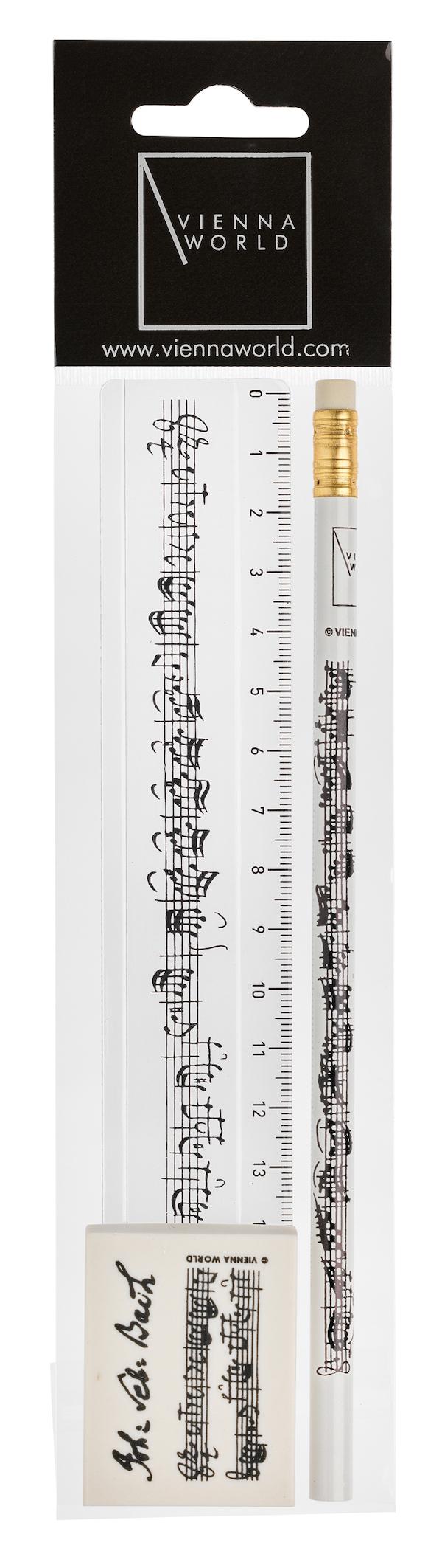Schreibset Bach 3-tlg