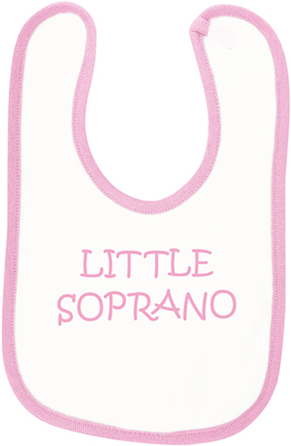 Lätzchen Little Soprano