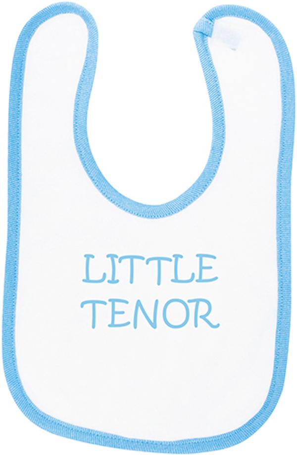 Lätzchen Little Tenor