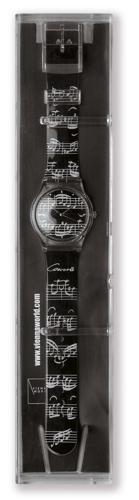 Armbanduhr Concerto schwarz