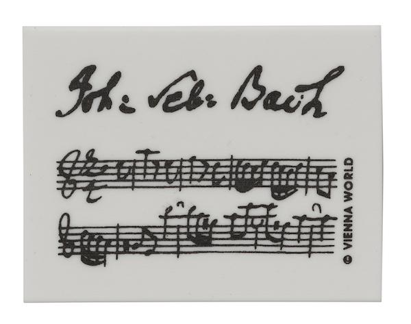 Radiergummi Bach