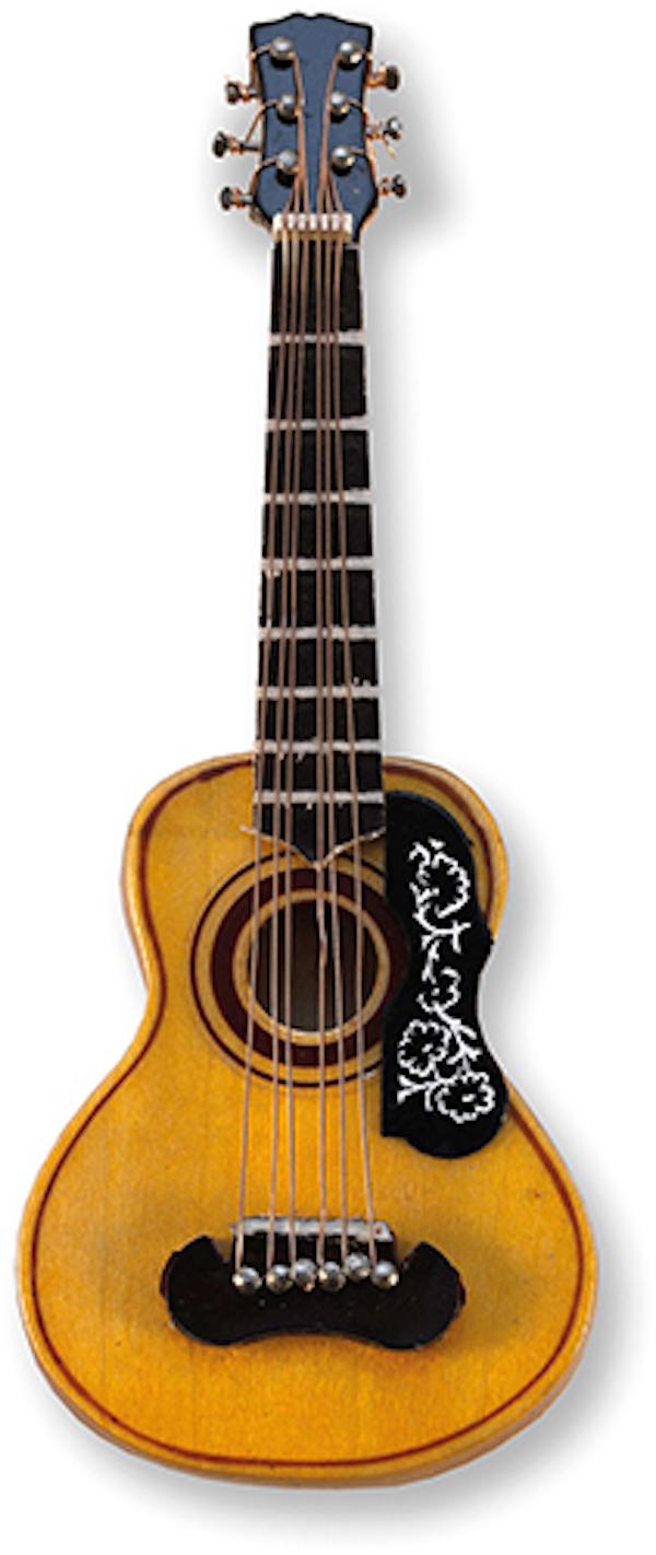 Spanische Gitarre magnetisch