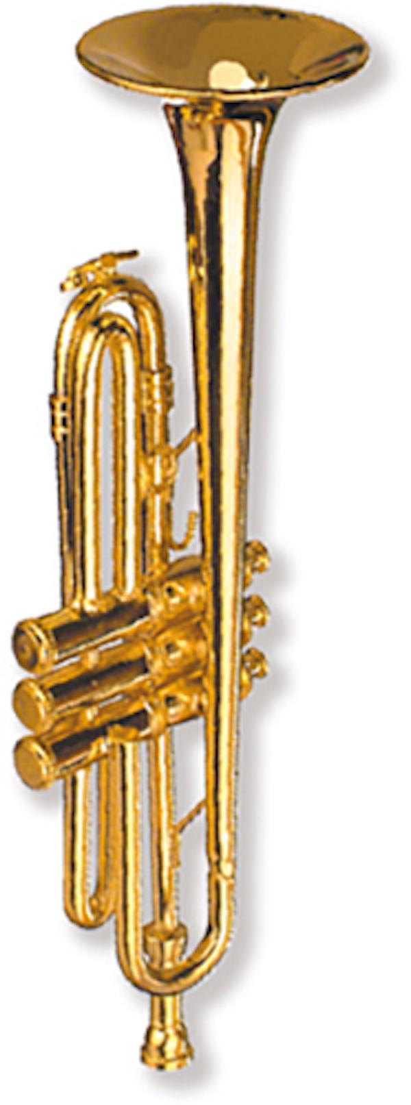 Trompete magnetisch