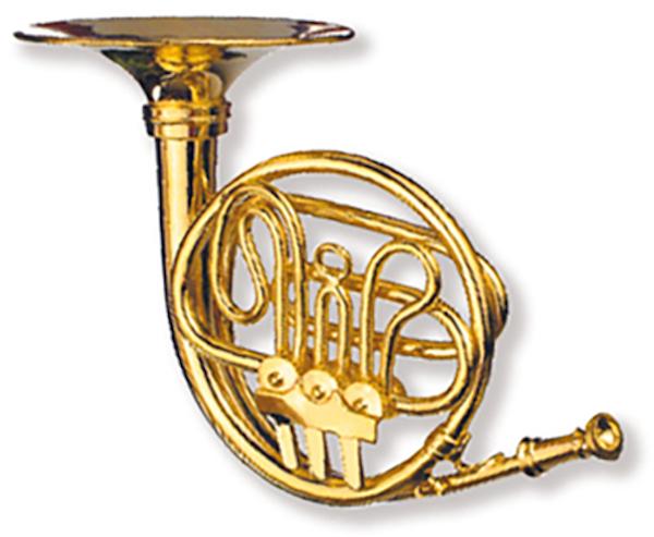 Horn magnetisch