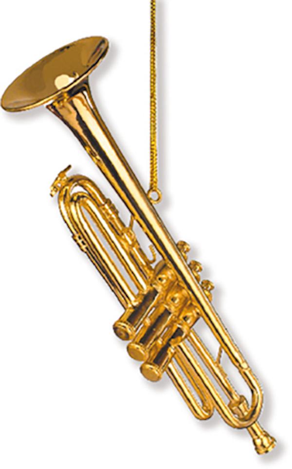 Anhänger Trompete
