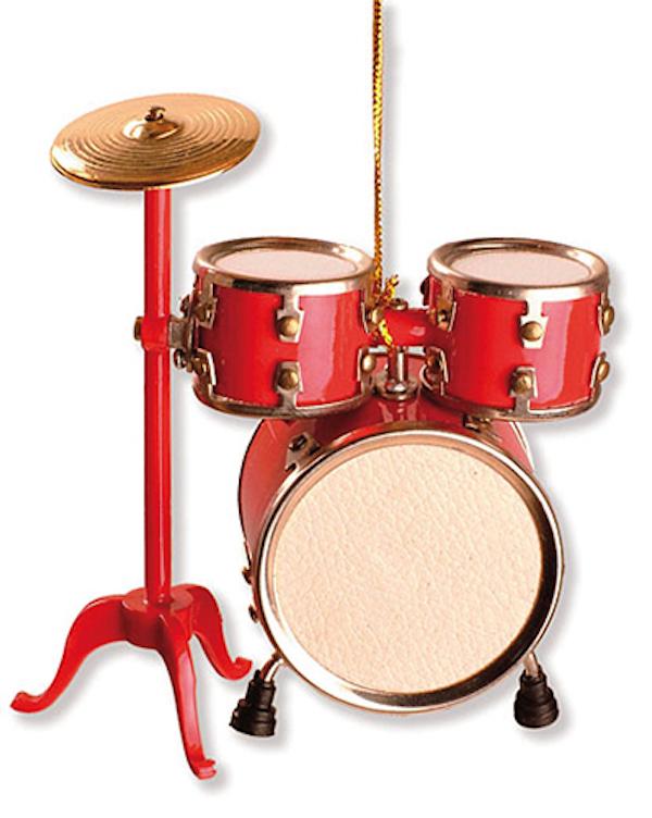 Anhänger Schlagzeug