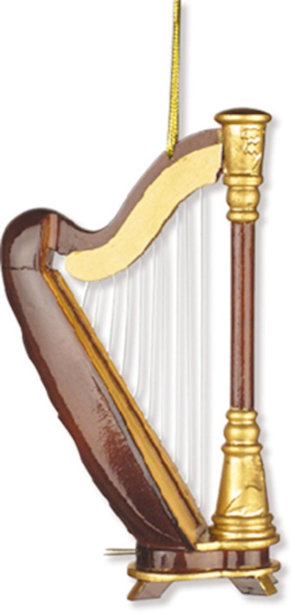 Anhänger Harfe
