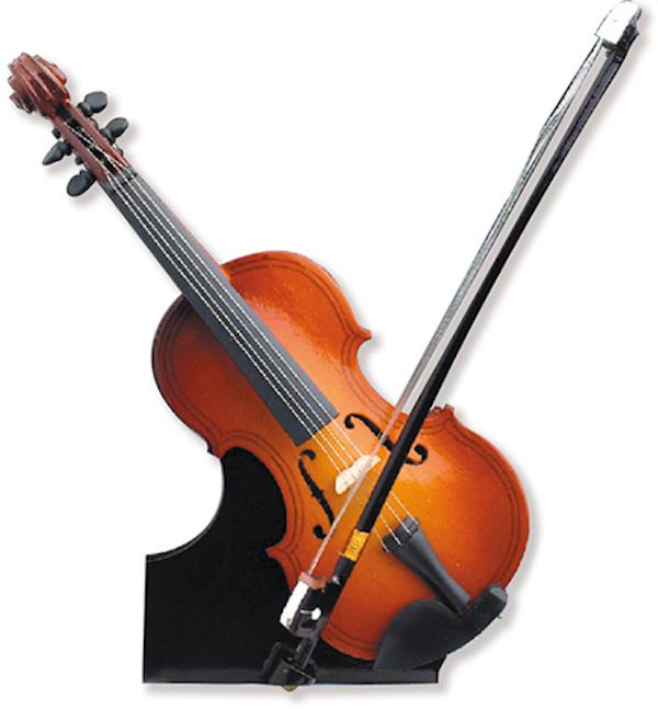 Spieluhr Geige