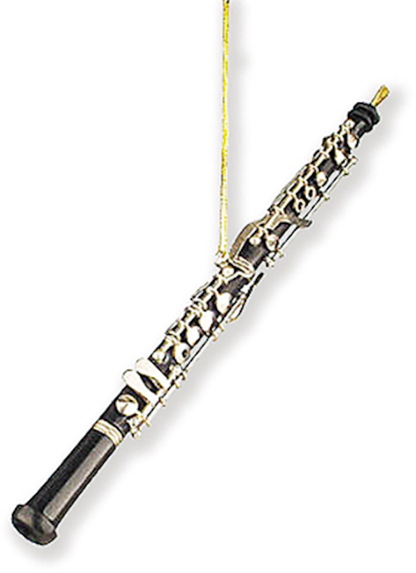 Anhänger Oboe