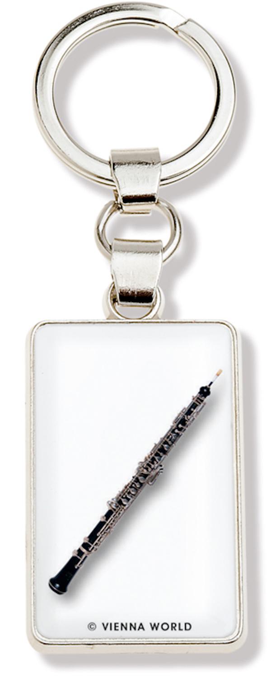 Schlüsselanhänger Oboe