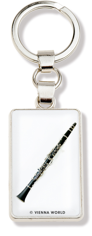 Schlüsselanhänger Klarinette