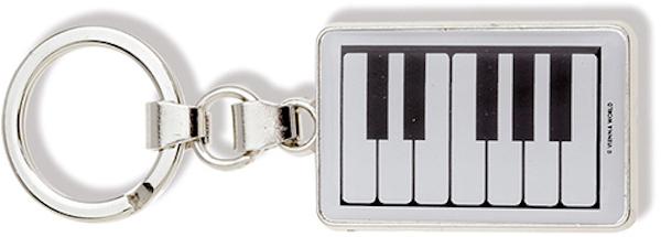 Schlüsselanhänger Tastatur