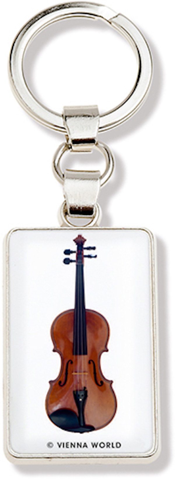 Schlüsselanhänger Geige